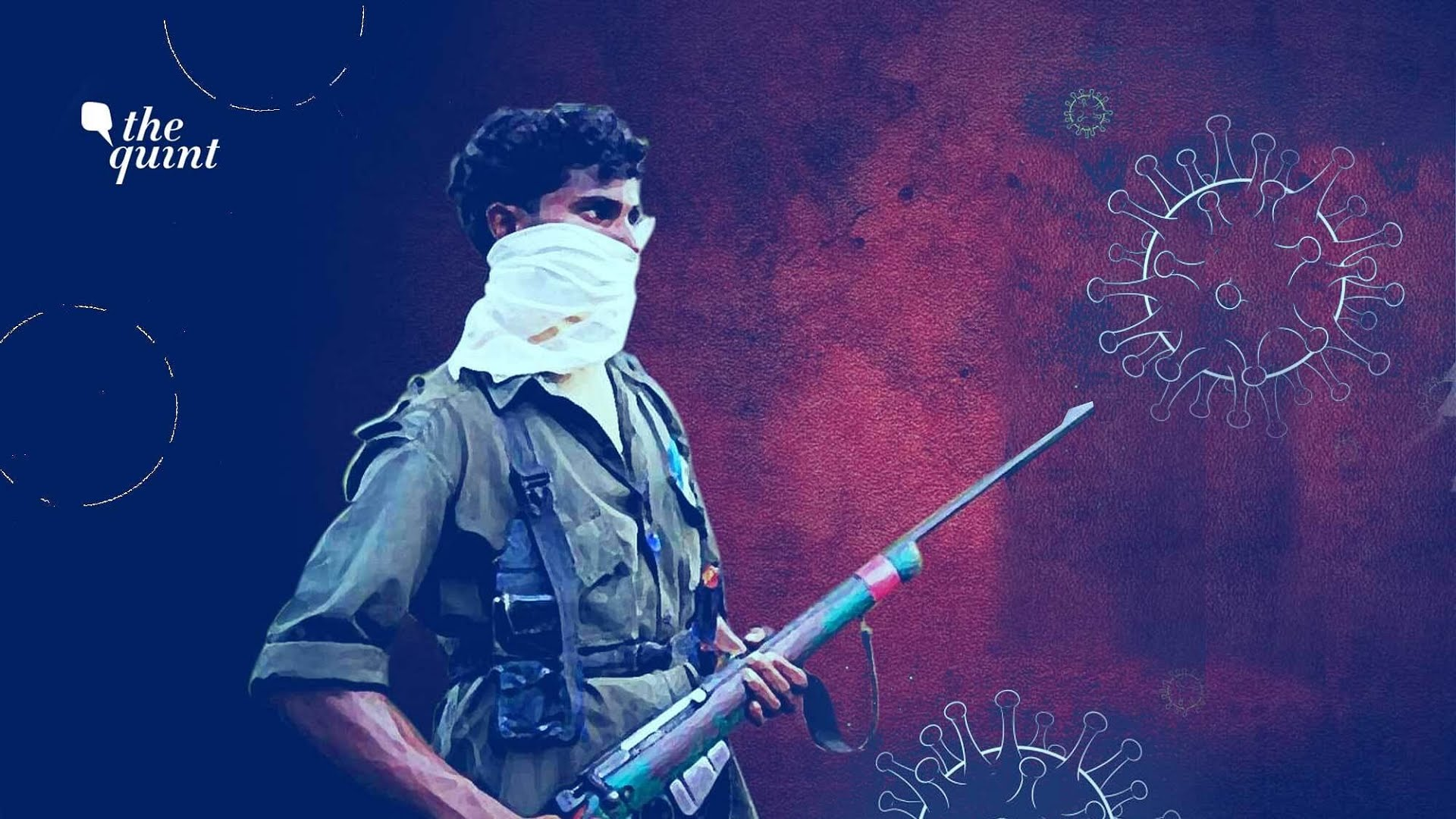 The coronavirus infection has now spread its tentacles in the outskirts of Chhattisgarh, including the Maoist strongholds. Image used for representation purpose.